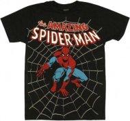 僅か在庫あり【通常タイプ】 アメージングスパイダーマンTシャツ コスプレ Amazing Spiderman アメコミ