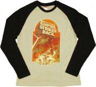 【僅か在庫あり】スターウォーズ Tシャツ Empire 【長袖】 ボバフェット トルーパー