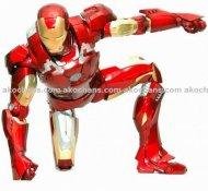 <img class='new_mark_img1' src='https://img.shop-pro.jp/img/new/icons24.gif' style='border:none;display:inline;margin:0px;padding:0px;width:auto;' />50%OFF【在庫あり激安】アイアンマン 3 【18インチ】1/4 スケールフィギュア Iron Man 3 マーベル アメコミ