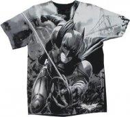ダークナイト ライジング プリントTシャツ バットマン Joker Dark Knight Rises Batman