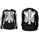 Misfits - Skeleton (Glow In The Dark) (Long Sleeve) [入荷予約商品]