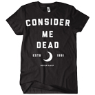 Consider Me Dead - Never Sleep [入荷予約商品]