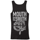 Mouth of the South - Snake (Black) (Tank Top) [入荷予約商品]
