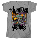 The Wonder Years - Skull Roses (Grey) [入荷予約商品]