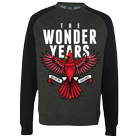 The Wonder Years - Cardinal (Charcoal/Black) (Sweat) [入荷予約商品]