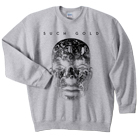Such Gold - Face (Heather Grey) (Sweat) [入荷予約商品]