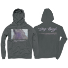 Young and Heartless - Stay Away Goat (Charcoal) (Hoodie) [入荷予約商品]