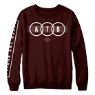 After The Burial - ATB (Maroon) (Sweat) [入荷予約商品]