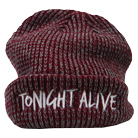 Tonight Alive - Logo (Red/Grey) (Beanie) [入荷予約商品]