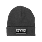 Saosin - Old Friends (Heather Charcoal) (Beanie) [入荷予約商品]