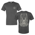 August Burns Red - Hourglass (Heather Charcoal) [入荷予約商品]