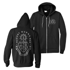 August Burns Red - Candle (Zip Up Hoodie) [入荷予約商品]