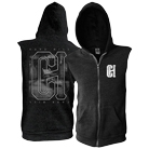 Cane Hill - Asylum (Sleeveless Zip Up Hoodie) [入荷予約商品]