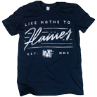 Like Moths To Flames - Vice City (Navy) [入荷予約商品]