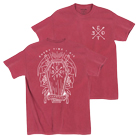 Every Time I Die - Coffin (Pigment Dyed Red) [入荷予約商品]