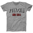 Polyphia - And Chill (Heather Grey) [入荷予約商品]