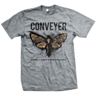 Conveyer - Moth (Heather Grey) [入荷予約商品]