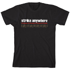 Strike Anywhere - Matches (Black) [入荷予約商品]
