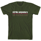 Strike Anywhere - Matches (Olive) [入荷予約商品]