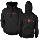Strung Out - Logo Astrolux (Hoodie) [入荷予約商品]