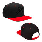 Strung Out - Astrolux (Red/Black) (Snapback) [入荷予約商品]