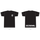 SECONDWALL - Logo (Black)