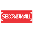 SECONDWALL - Logo (Red) (Face Towel)