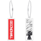 SECONDWALL - Logo Key Holder (Accessories)