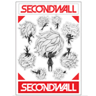 SECONDWALL - Logo (Sticker)
