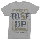 Secrets - Rise Up (Grey) [入荷予約商品]