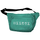 Issues - Logo (Teal) (Fanny Pack) [入荷予約商品]