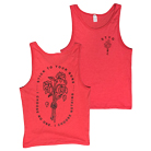 Stick To Your Guns - Nothing (Heather Red) (Tank Top) [入荷予約商品]