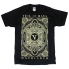 Veil of Maya - Matriarch (Black) [入荷予約商品]