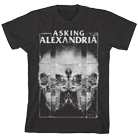 Asking Alexandria - Double Skulls [入荷予約商品]