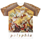 Polyphia - Angels (All Over Sublimation) [入荷予約商品]