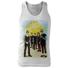 Memphis May Fire - Cartoon Beach (Tank Top) [girl's] [入荷予約商品]