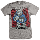 Close Your Eyes - 90's Hardcore (Ash Grey) [入荷予約商品]