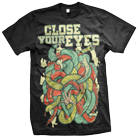Close Your Eyes - Snake Crush [入荷予約商品]