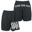 Close Your Eyes - 90's Hardcore (Mesh Shorts) [入荷予約商品]