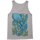 The Apprehended - Octopus (Heather Grey) (Tank Top) [入荷予約商品]
