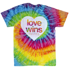 Issues - Love Wins (Saturn Tie Dye) [入荷予約商品]