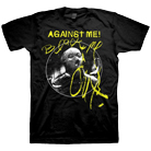 Against Me! - Black Me Out [入荷予約商品]