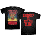 Cannibal Corpse - Submerged In Boiling Flesh [入荷予約商品]