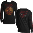 Cannibal Corpse - Fire Up The Chainsaw (Long Sleeve) [入荷予約商品]