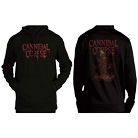 Cannibal Corpse - Crown Skeleton (Hoodie) [入荷予約商品]