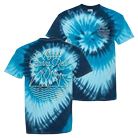 August Burns Red - Waves (Tie Dye) [入荷予約商品]