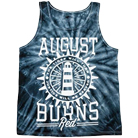 August Burns Red - Lighthouse (Tie Dye) (Tank Top) [入荷予約商品]