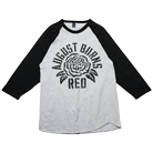 August Burns Red - Skull Rose (Baseball) [入荷予約商品]