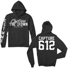 Capture the Crown - 612 (Heather Grey) (Hoodie) [入荷予約商品]