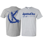 Knockout Kid - Lighthouse (Heather Grey) [入荷予約商品]